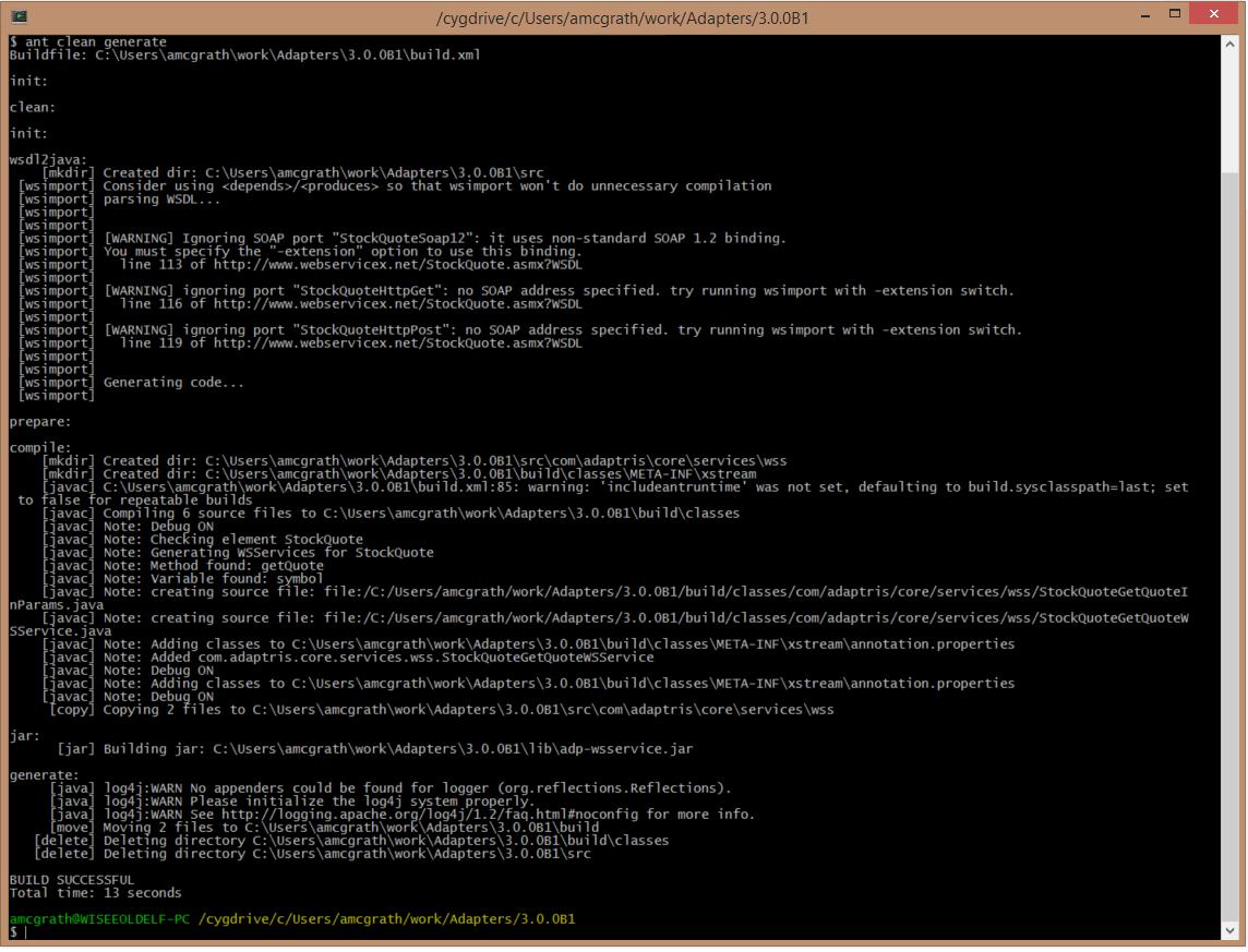 Accessing External Webservices   Interlok Documentation
