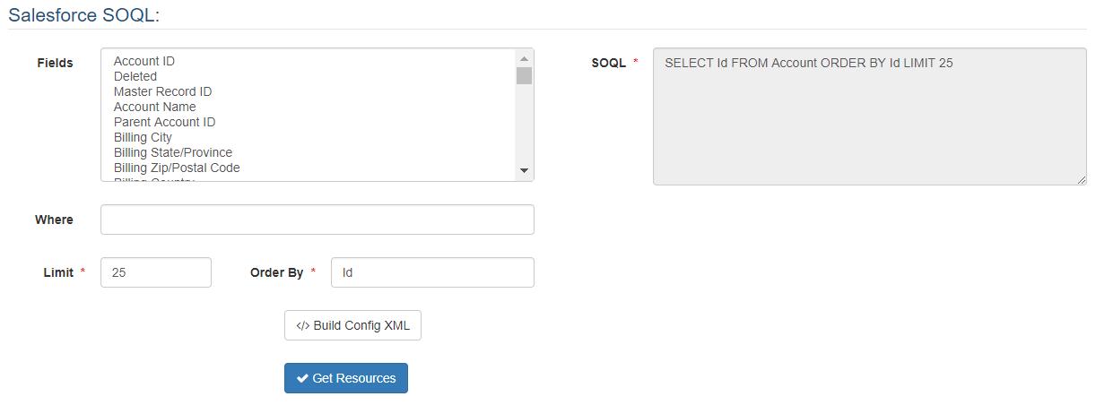 Salesforce Config | Interlok Documentation
